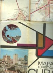 Mapa Turistico Cuba. - Couverture - Format classique