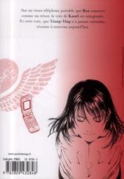 Angel heart - saison 2 T.3 - 4ème de couverture - Format classique