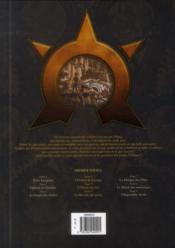Les naufragés d'Ythaq ; INTEGRALE VOL.2 ; T.4 A T.6 ; premier voyage - 4ème de couverture - Format classique
