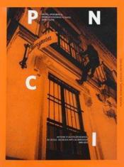 Pensée nomade chose imprimée ; histoire d'un atelier nomade de l'école des beaux-arts de Bordeaux - Couverture - Format classique