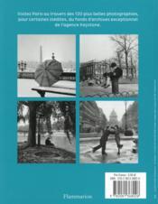 Paris sera toujours Paris - 4ème de couverture - Format classique