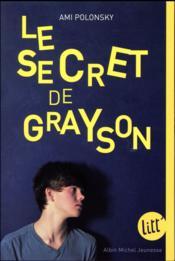 Le secret de Grayson - Couverture - Format classique