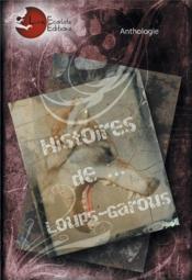 Histoires de... loups-garous - Couverture - Format classique