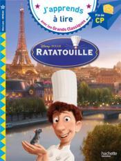 Ratatouille ; CP niveau 3 - Couverture - Format classique