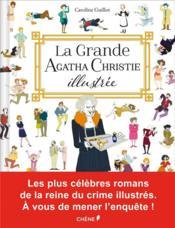 La grande Agatha Christie illustrée - Couverture - Format classique