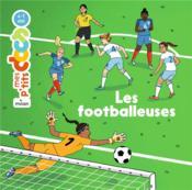 Les footballeuses - Couverture - Format classique