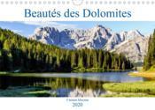 Beautés des Dolomites (édition 2020) - Couverture - Format classique