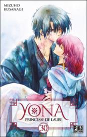 Yona, princesse de l'aube T.30 - Couverture - Format classique