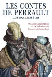 Les contes de Perrault dans tous leurs états - Couverture - Format classique