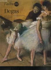 Album degas - Couverture - Format classique