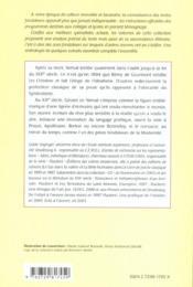 Les Filles Du Feu Les Chimeres Nerval - 4ème de couverture - Format classique