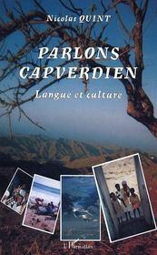 Parlons capverdien - langue et culture - Intérieur - Format classique