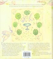 Les Fees Du Jardin - 4ème de couverture - Format classique