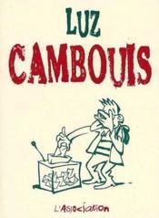 Cambouis - Couverture - Format classique