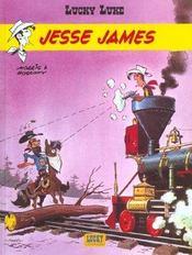 Lucky Luke t.35 ; Jesse James - Intérieur - Format classique