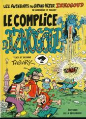 Iznogoud t.18 ; le complice d'Iznogoud - Couverture - Format classique