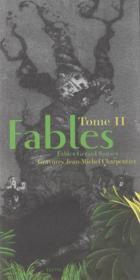 Fables Tome Ii - Couverture - Format classique