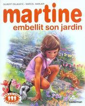 Martine T.20 ; Martine embellit son jardin - Intérieur - Format classique