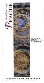 Prague et la république tchèque - Couverture - Format classique
