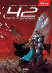 42 agents intergalactiques t.5 ; Cal'Han t.2 ; âmes soeurs - Couverture - Format classique