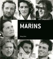 Portraits mythiques de marins - Couverture - Format classique