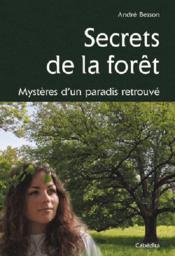 Secrets de la forêt - Couverture - Format classique