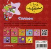 La Bande Des Minijusticiers T.10 ; Carmen - 4ème de couverture - Format classique