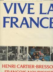 Vive La France - Couverture - Format classique