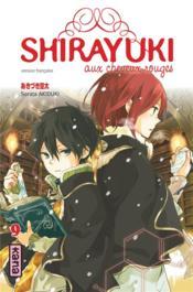 Shirayuki aux cheveux rouges T.9 - Couverture - Format classique