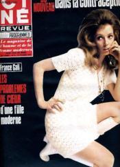 Cine Revue - Tele-Programmes - 50e Annee - N° 8 - Le Nuit Bulgare - Couverture - Format classique