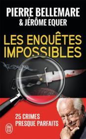 Les enquêtes impossibles - Couverture - Format classique