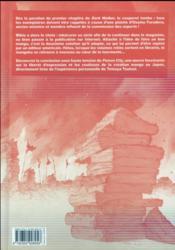 Poison city T.2 - 4ème de couverture - Format classique