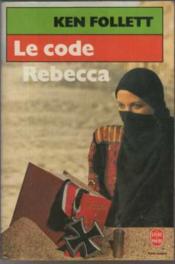 Le code Rebecca - Couverture - Format classique