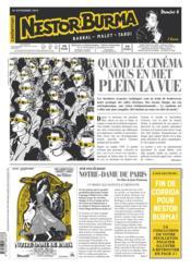 Journal de Nestor Burma ; corrida aux Champs Elysées N.4 - Couverture - Format classique