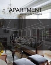 Apartment ; design and analysis - Couverture - Format classique