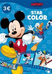 Star color ; Mickey et ses amis ; Mickey et Donald - Couverture - Format classique