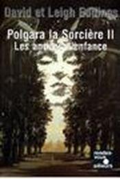 Polgara La Sorciere T.2 Les Annees D'Enfance - Couverture - Format classique
