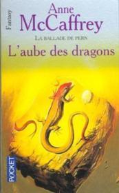 L'Aube Des Dragons - Couverture - Format classique