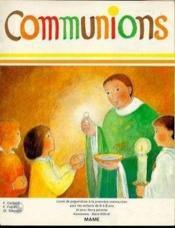 Communions - Couverture - Format classique