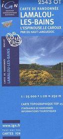 Lamalou-les-bains ; 2543 OT - Intérieur - Format classique