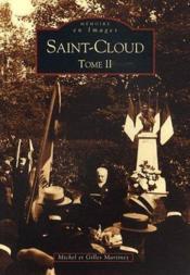 Saint-Cloud t.2 - Couverture - Format classique