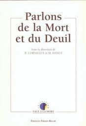 Parlons De La Mort Et Du Deuil - Intérieur - Format classique