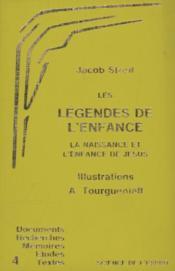 Legendes de l enfance - Couverture - Format classique