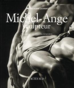 Michel-Ange sculpteur - Couverture - Format classique