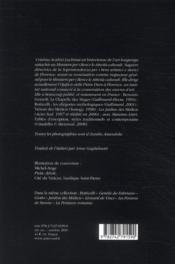 Michel-Ange sculpteur - 4ème de couverture - Format classique