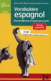 telecharger Vocabulaire espagnol (edition 2011) livre PDF/ePUB en ligne gratuit