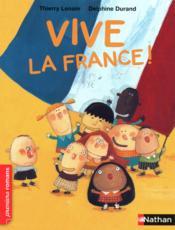 Vive la France ! - Couverture - Format classique