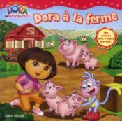 Dora à la ferme - Couverture - Format classique