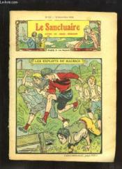 Le Sanctuaire (Histoire, art, science, récréations) N°137 : Les exploits de Maurice - Couverture - Format classique