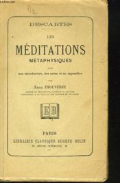 Les Meditations Metaphysiques - Couverture - Format classique